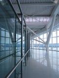 Aeropuerto internacional de Bucarest Otopeni Fotos de archivo