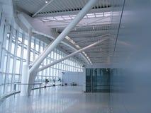 Aeropuerto internacional de Bucarest Otopeni Imagen de archivo libre de regalías