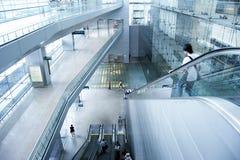 Aeropuerto internacional de Changi Imagen de archivo libre de regalías