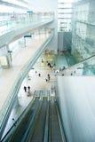 Aeropuerto internacional de Changi Imágenes de archivo libres de regalías