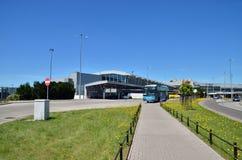 Aeropuerto internacional de Chopin Imágenes de archivo libres de regalías