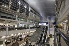 Aeropuerto internacional de Dubai Fotografía de archivo libre de regalías