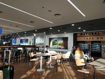 Aeropuerto internacional de Ezeiza Fotos de archivo libres de regalías