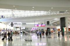 Aeropuerto internacional de Hong-Kong Fotos de archivo libres de regalías