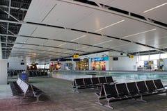 Aeropuerto internacional de Indianapolis (IND) imágenes de archivo libres de regalías