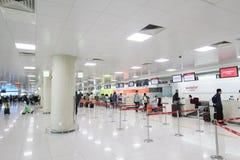 Aeropuerto internacional de Jeju imágenes de archivo libres de regalías