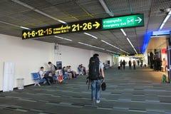 Aeropuerto internacional de Mandalay Imagenes de archivo