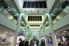 Aeropuerto internacional de Miami Imágenes de archivo libres de regalías
