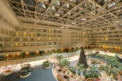 Aeropuerto internacional de Orlando Imágenes de archivo libres de regalías