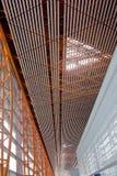 Aeropuerto internacional de Pekín Foto de archivo libre de regalías