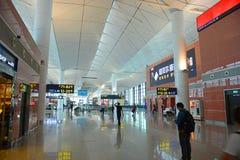 Aeropuerto internacional de Shenyang Taoxian, China imagen de archivo libre de regalías