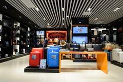 Aeropuerto internacional de Shenzhen Bao'an Imágenes de archivo libres de regalías