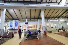 Aeropuerto internacional de Siem Reap Foto de archivo