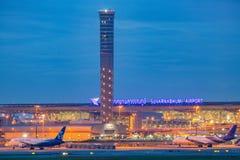 Aeropuerto internacional de Suvarnabhumi Fotos de archivo