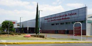 Aeropuerto internacional de Toluca M?xico fotos de archivo