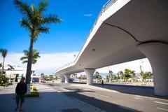 Aeropuerto internacional de Vietnam Danang Imagenes de archivo