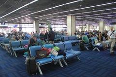 Aeropuerto internacional en Mandalay Foto de archivo libre de regalías