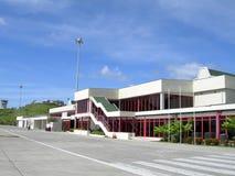 Aeropuerto internacional Grenada del obispo de Mauricio Fotos de archivo libres de regalías