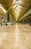 Aeropuerto vacío Fotos de archivo libres de regalías