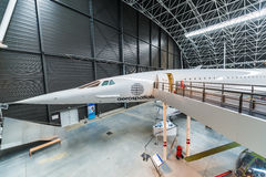 Aeroscopia Museum, near Toulouse, southern France Stock Photo