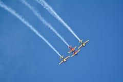 Aeroshow Immagine Stock Libera da Diritti