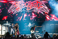 Aerosmith Stock Photo