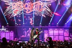 Aerosmith Royalty Free Stock Image