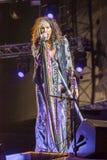 Aerosmith in Moskou September 2015 Royalty-vrije Stock Afbeelding