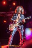 Aerosmith in Moskou September 2015 Royalty-vrije Stock Afbeeldingen