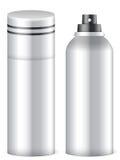 Aerosol del desodorisante stock de ilustración