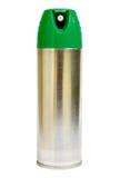 aerosol może ścinek ścieżka obrazy stock