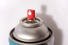 Aerosol spray can Royalty Free Stock Image