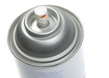 Aerosol Spry Can Stock Photo