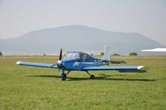 Aerostar Festival Ultra Light Aircraft Stock Photography