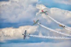 Aerostars Stockbilder