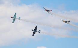 Aerostars Lizenzfreies Stockfoto
