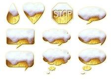 Aerostati della birra Fotografia Stock