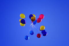 aerostati di aria Fotografia Stock Libera da Diritti