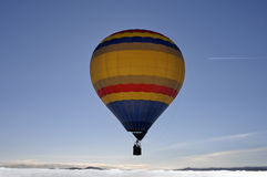Aerostatic balloon Royalty Free Stock Photo