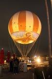 Aerostatisches im Stadtzentrum gelegenes Disney Lizenzfreie Stockfotografie