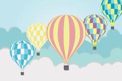aerostato royalty illustrazione gratis