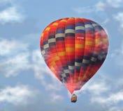 Aerostato ad aria calda Immagini Stock Libere da Diritti