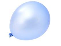 Aerostato blu Fotografia Stock Libera da Diritti