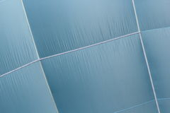 Aerostato di aria blu Immagine Stock Libera da Diritti