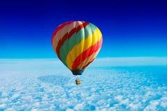Aerostato di aria calda Fotografie Stock Libere da Diritti