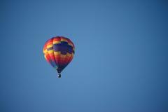 Aerostato di aria calda Fotografia Stock