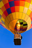 Aerostato nel cielo Immagine Stock Libera da Diritti