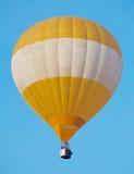 Aerostato nel cielo Fotografia Stock