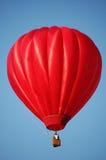 Aerostato rosso Fotografia Stock Libera da Diritti