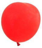 Aerostato rosso Immagini Stock
